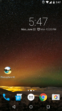 Assuming-youve-already-downloaded-Photosphere-HD-Live-Wallpaper-youll-obviously-have-to-open-it-first-the-wallpaper-seen-here-is-not-a-photosphere-its-a-normal-static-one.