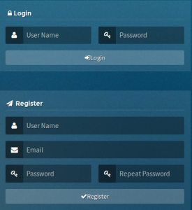 Registrazione e login Wallhaven