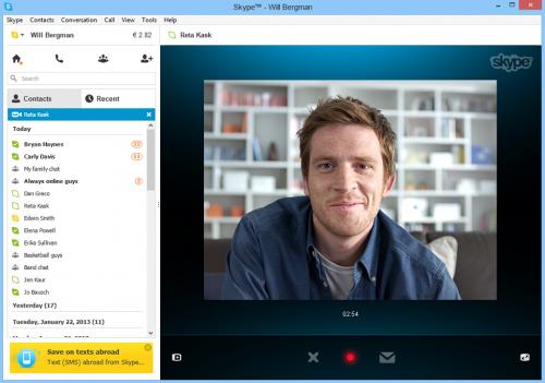 uffici di skype