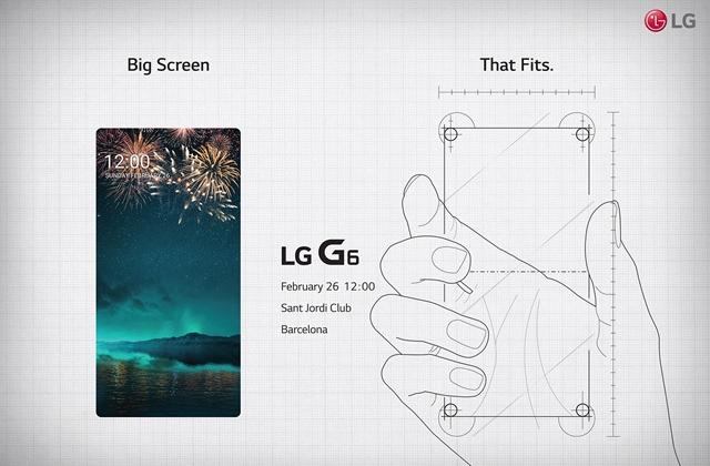 LG G6 Mobile World Congress MWC